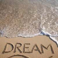 Dreaming Big Doesn't Hurt, But Not Dreaming Might...What's Your Dream?