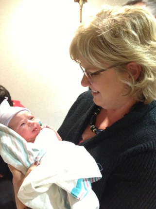 Grandchild, #6!