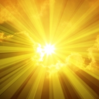Lord, You Are The Sunshine In My Life!